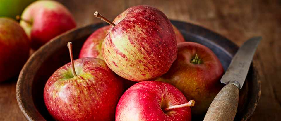 The Best of British Apples