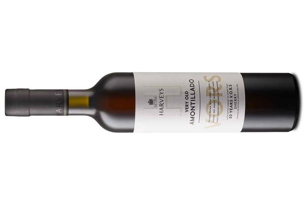 Harveys sherry bottle