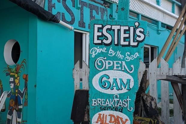 Estel's Dine by the Sea restaurant in San Pedro