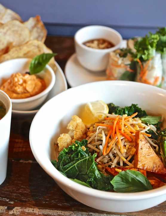 Best Vegetarian and Vegan Restaurants in Vancouver
