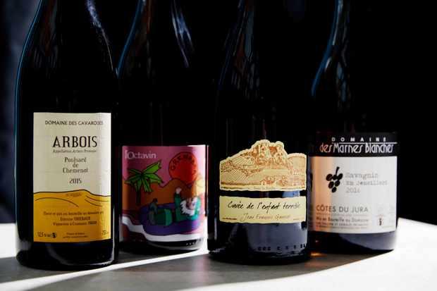 Levan Peckham Wine Bottles