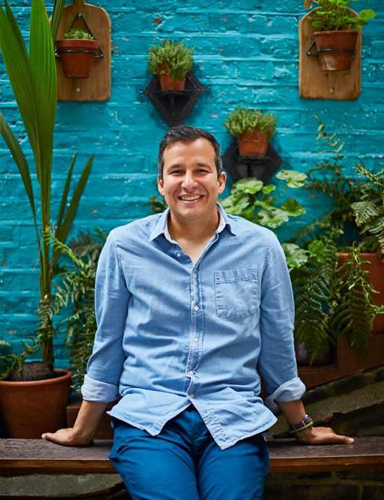 Martin Morales portrait