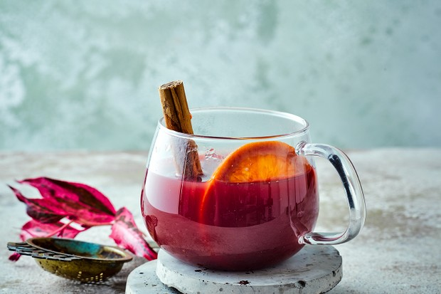 Hibiscus Tea Punch Recipe