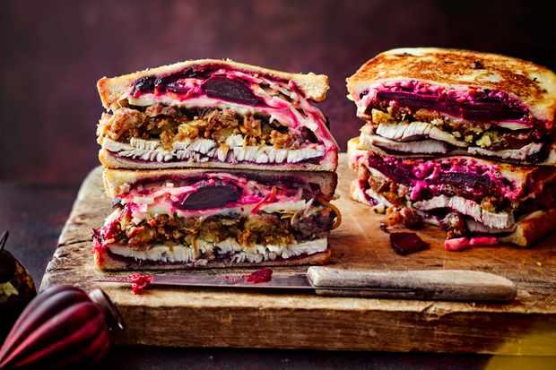 Ultimate Toastie Recipe with Turkey