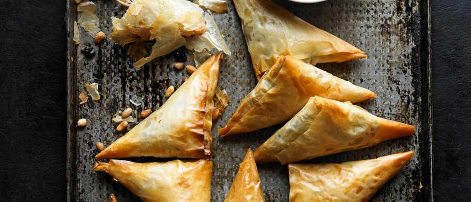 Samosa Recipe with Duck
