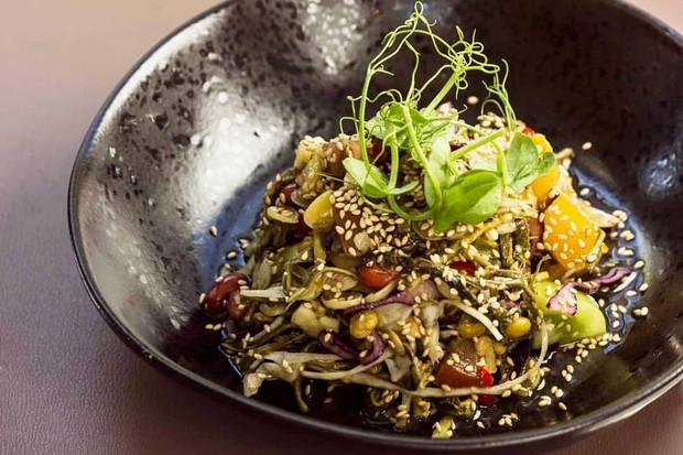 Tea Salad - Kathrin Werner