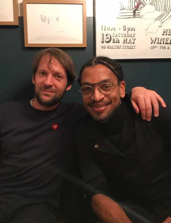 NOMA'S RENE REDZEPI AND DAVID ZILBA