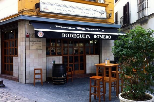 Bodeguita Romero Seville Restaurant