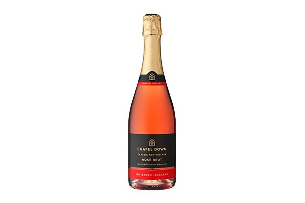 Chapel Down Rosé Brut NV