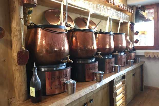 Le Lou Bar St Martin de Belleville