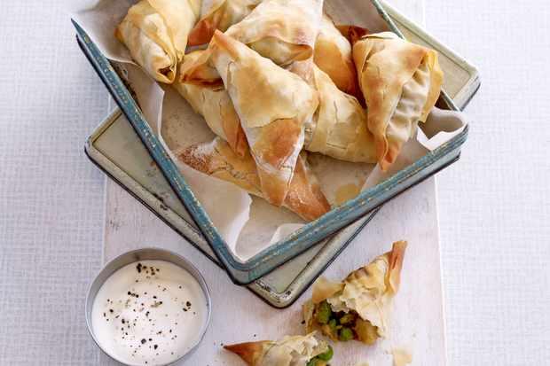 Bombay Samosa Recipe