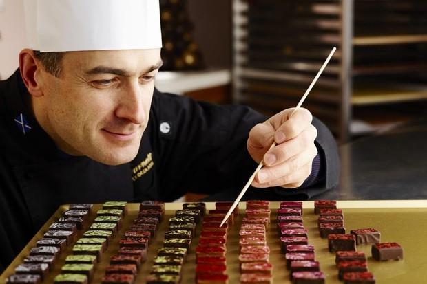 Highland chocolatier Ian