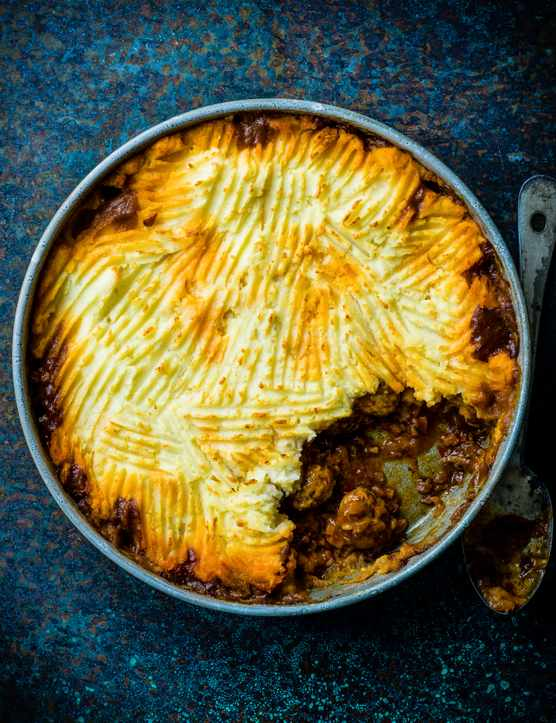 Lamb Kofte Shepherd's Pie Recipe