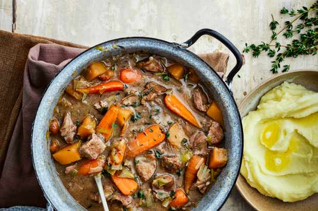 Lamb and Guinness Stew Recipe