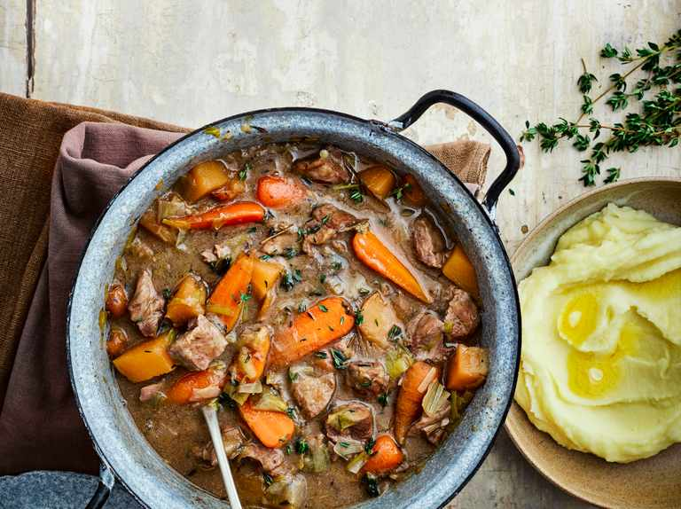 Lamb And Guinness Stew Recipe Olivemagazine
