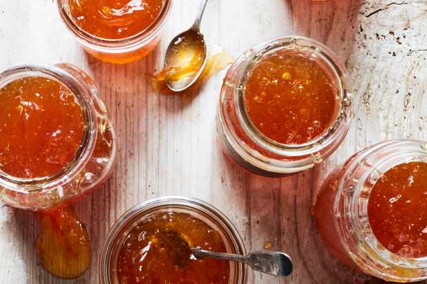 Marmalade Recipe with Grapefruits