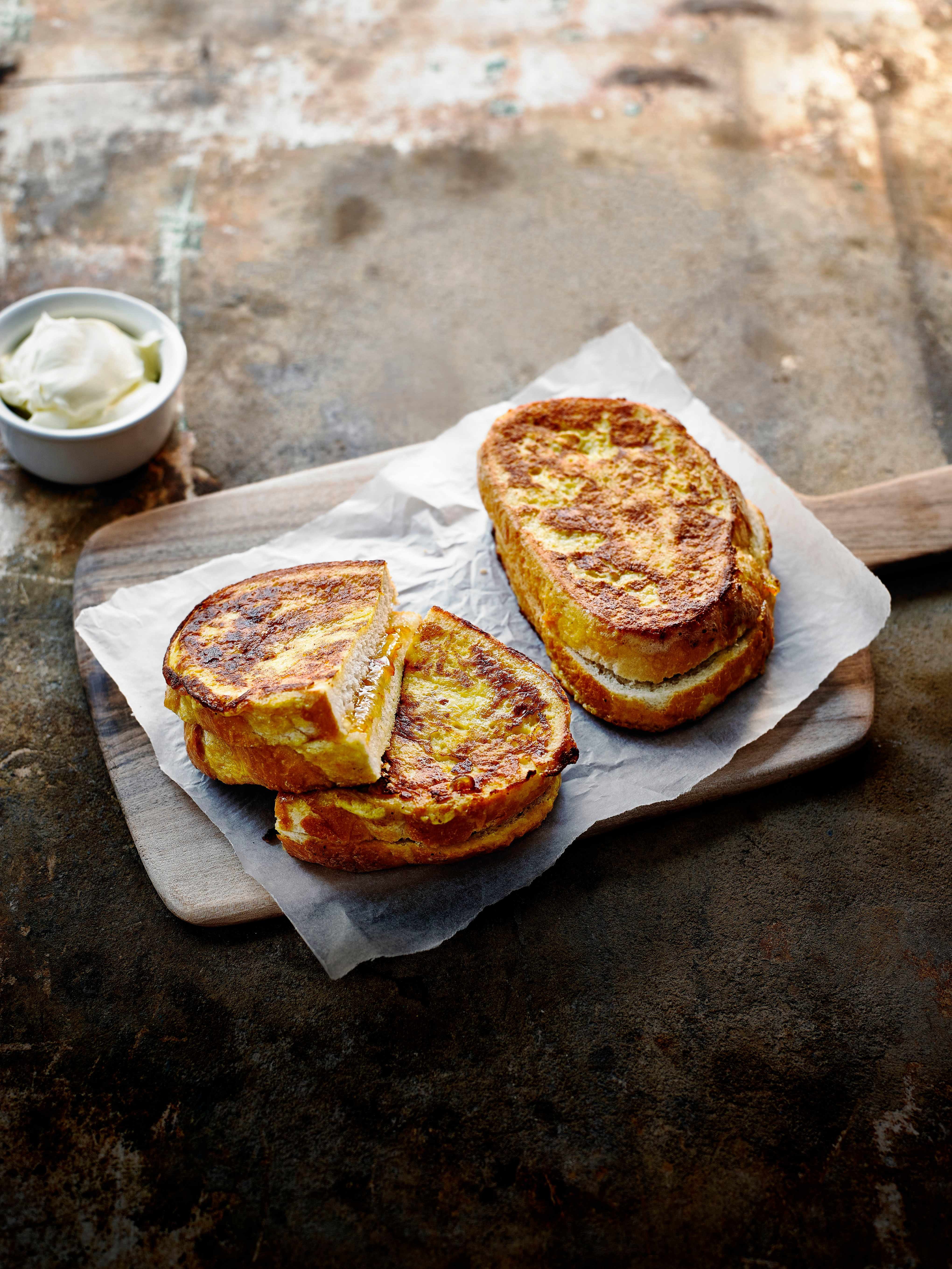 Marmalade French Toast Recipe