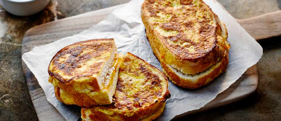 Marmalade French Toast Recipe