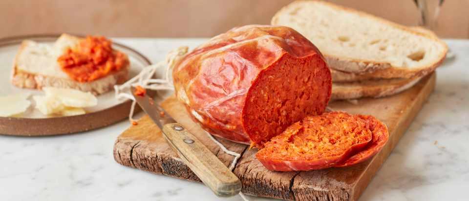 'Nduja Sausage Recipe