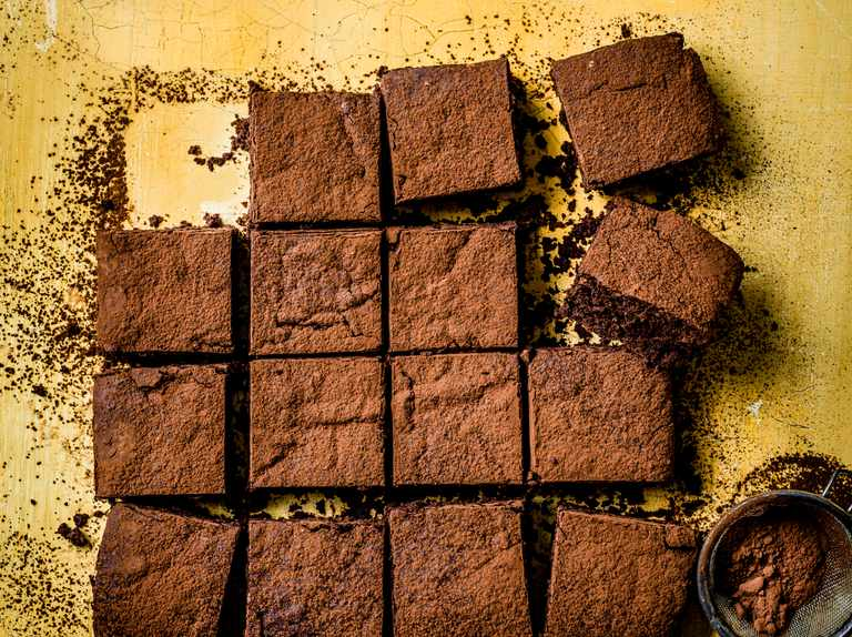 Vegan Chocolate Brownies Recipe Olivemagazine