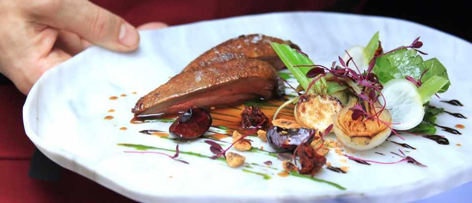 Caractère, London W1 (Notting Hill): Restaurant Review