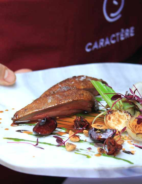 Caractère, London W1 (Notting Hill): Restaurant Review