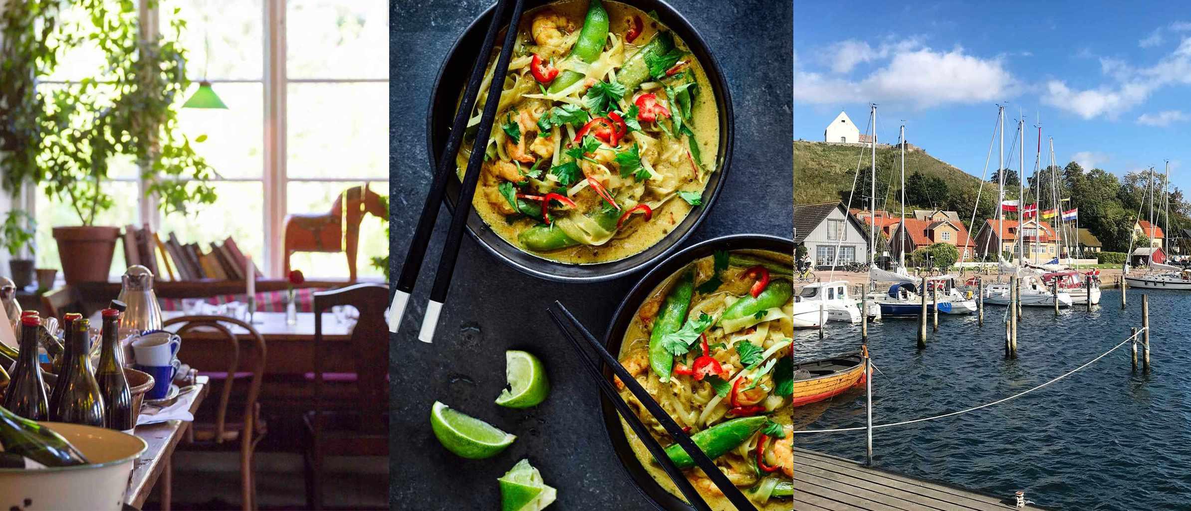 olive magazine food podcast – Skane Sweden Travel Tips and How to Make Laksa
