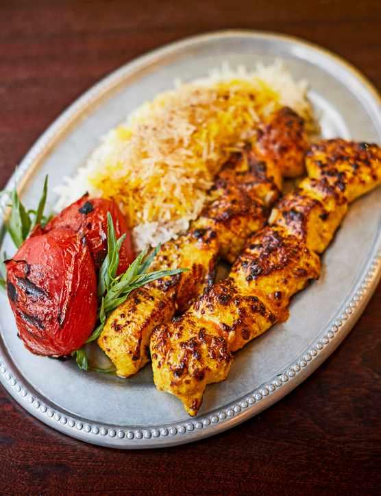 Jujeh Kabab Recipe