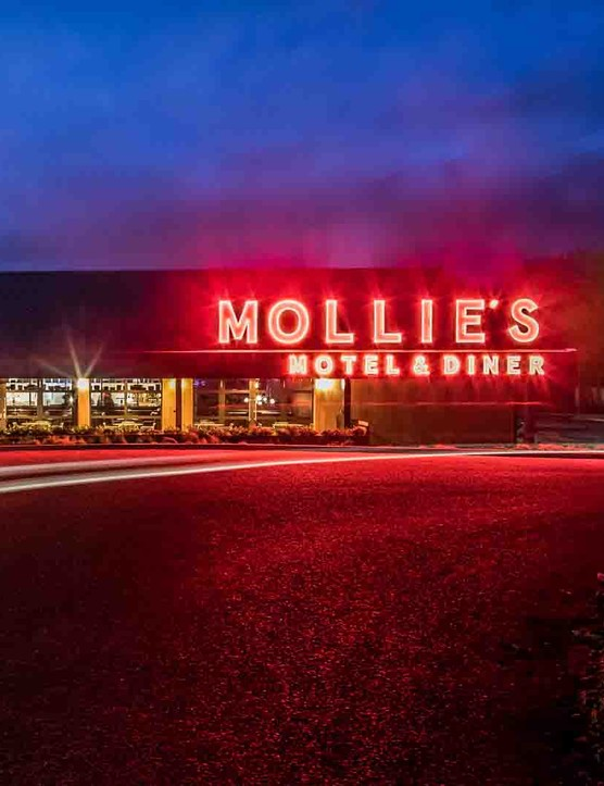 Mollie's Motel Review Mollie's Diner Oxford