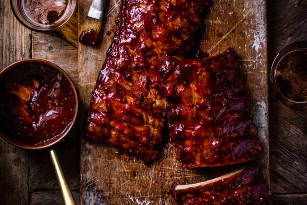 Beer BBQ Ribs Recipe