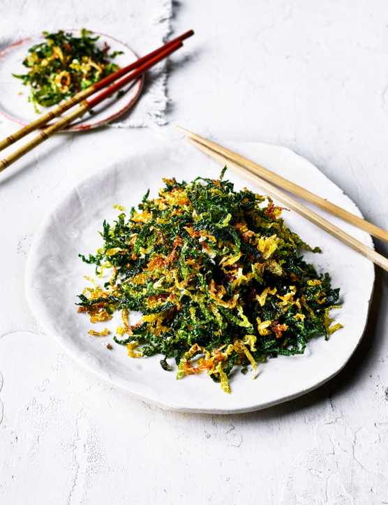 Crispy Fried Cabbage Recipe