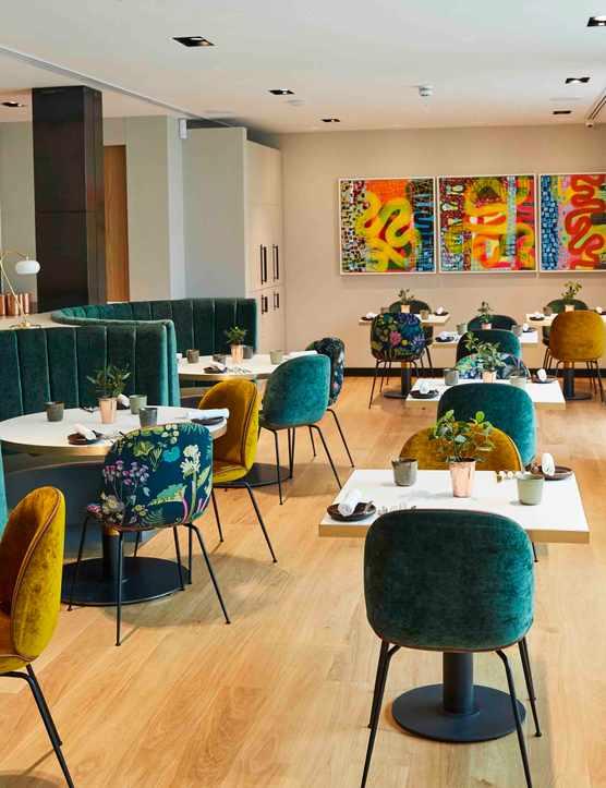 Horto Rudding Park Restaurant Review