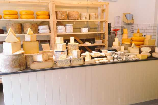 Jericho Cheese Company, Oxford