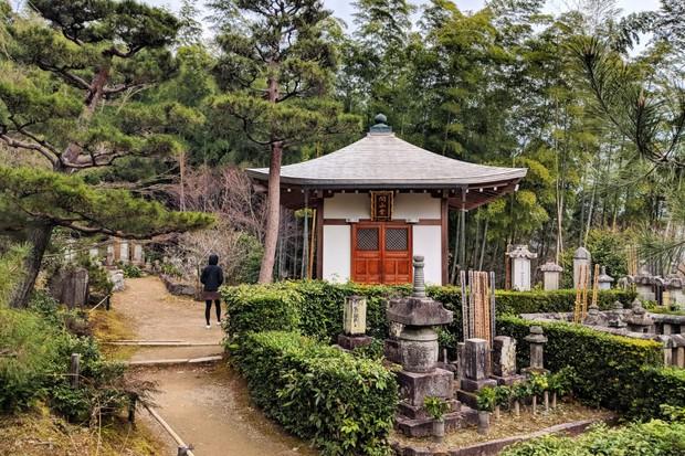 Jojakko-ji Shrine, Kyoto