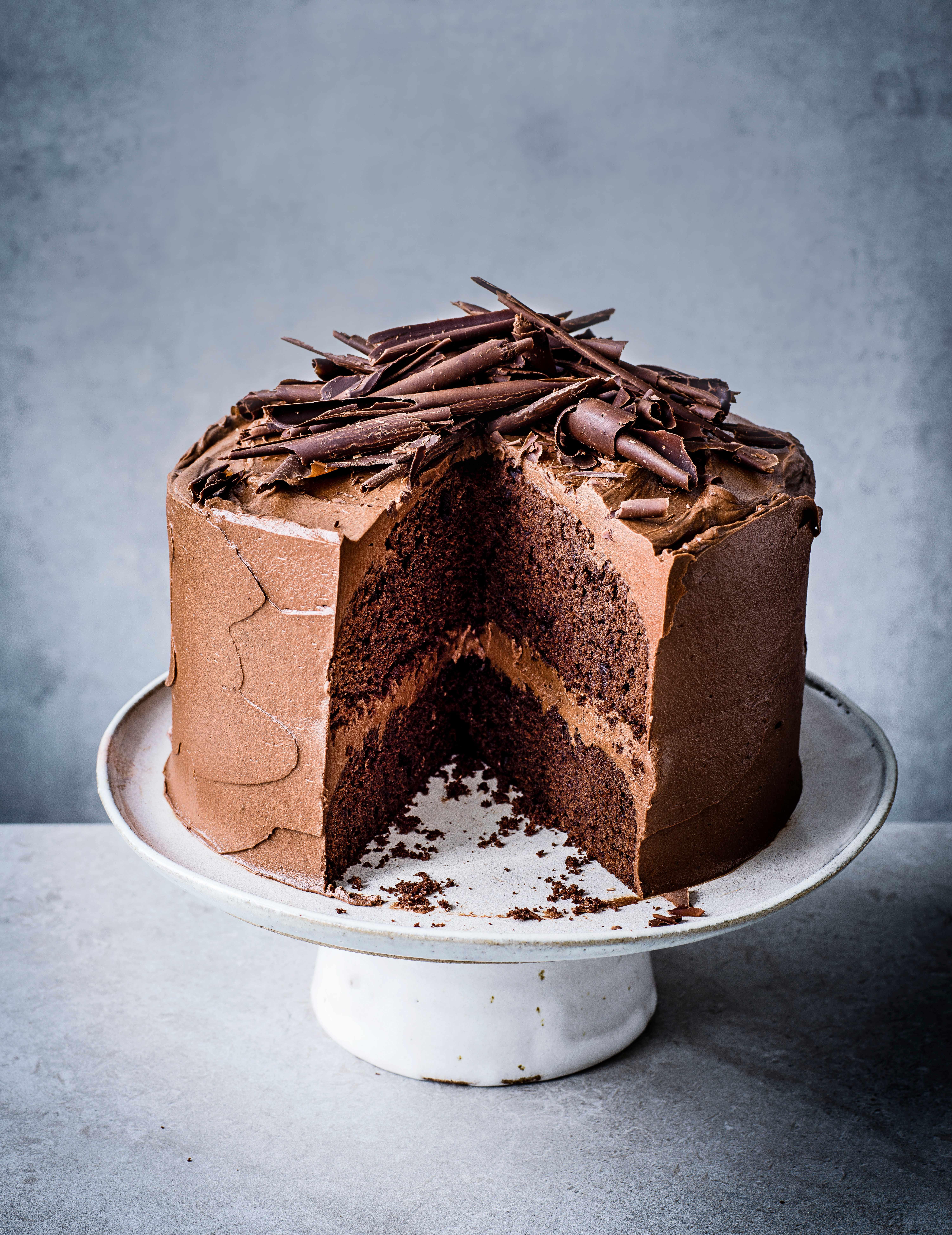Ultimate Chocolate Fudge Cake Recipe