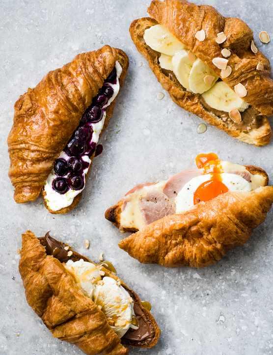 Easy Croissant Recipes
