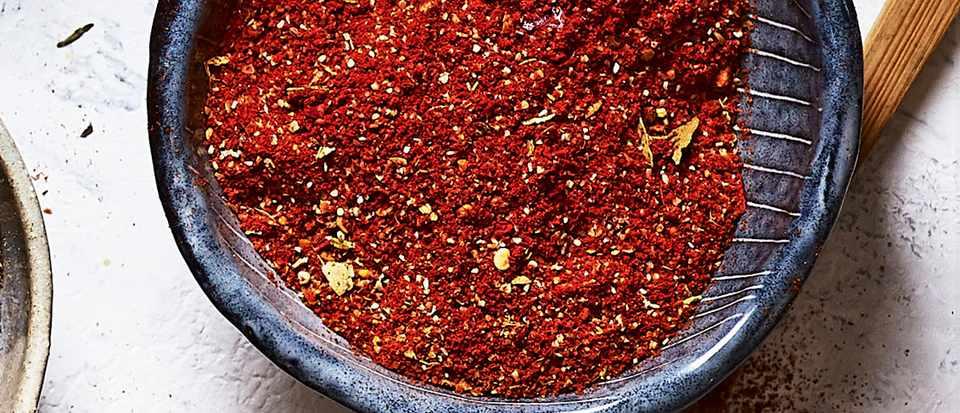 Berbere Spice Blend Recipe