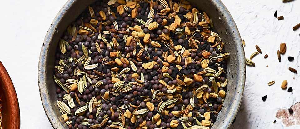 Panch Phoran Seasoning Recipe