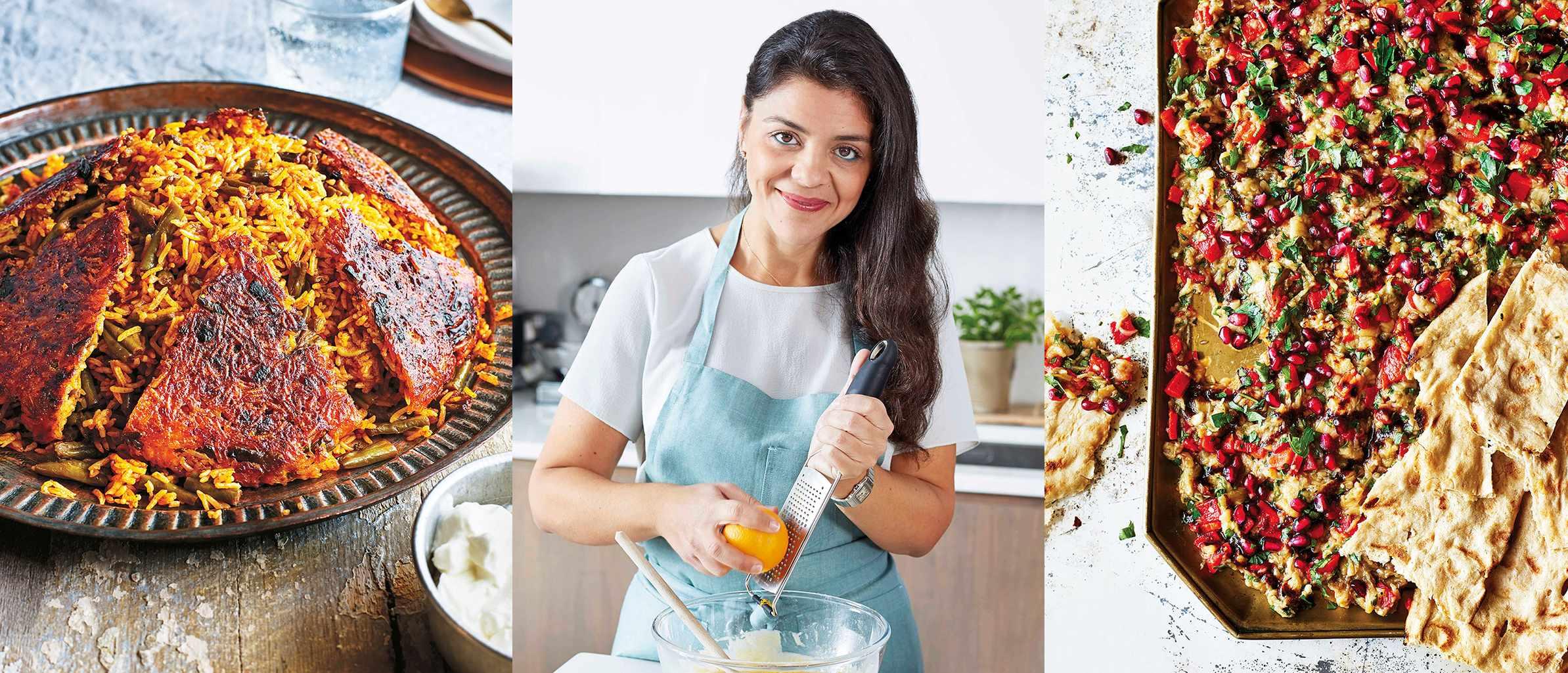 Olive Magazine Podcast Episode 148 Sabrina Ghayour Vegetarian Food