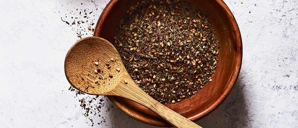Za'atar Spice Blend Recipe