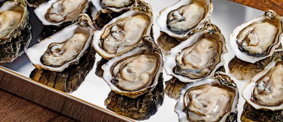 The Oyster Club Birmingham Restaurant Review Olivemagazine