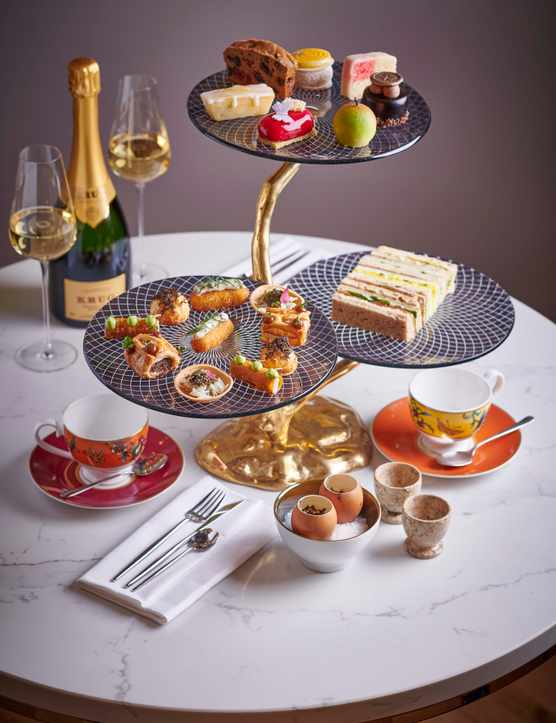 Cadogan's by Adam Handling, London SW1: Afternoon Tea Review