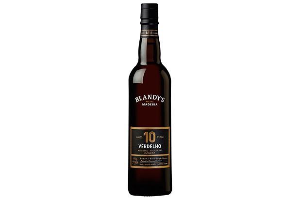 Blandy's 10-year-old Verdelho Madeira