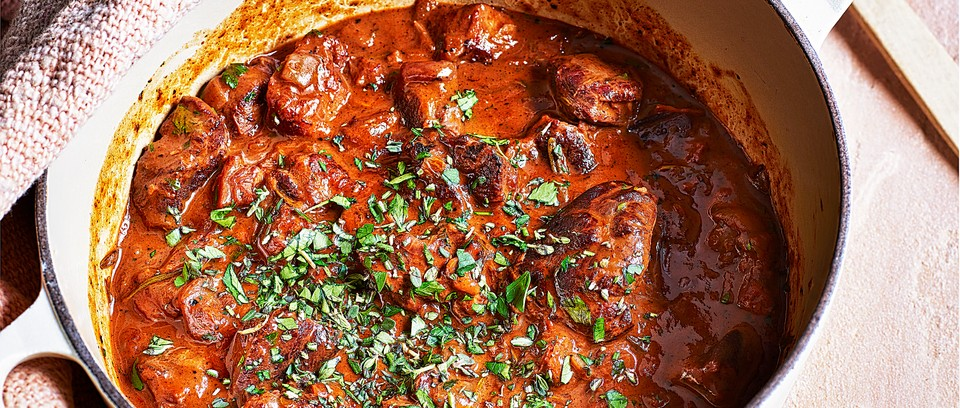 Beef Stew Recipe With Red Wine Olivemagazine