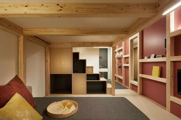 Rooms at Hoshino Resorts OMO5 Tokyo Otsuka