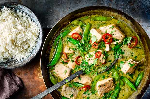Thai Fish Curry Recipe