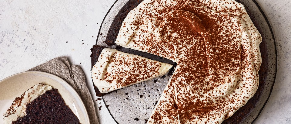 Irish Coffee Cake Recipe Olivemagazine