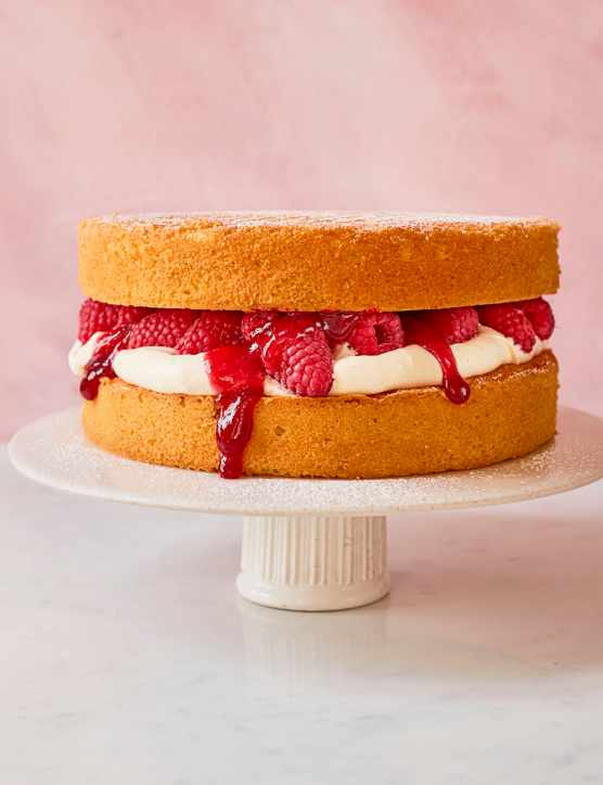 Light Victoria Sponge Recipe