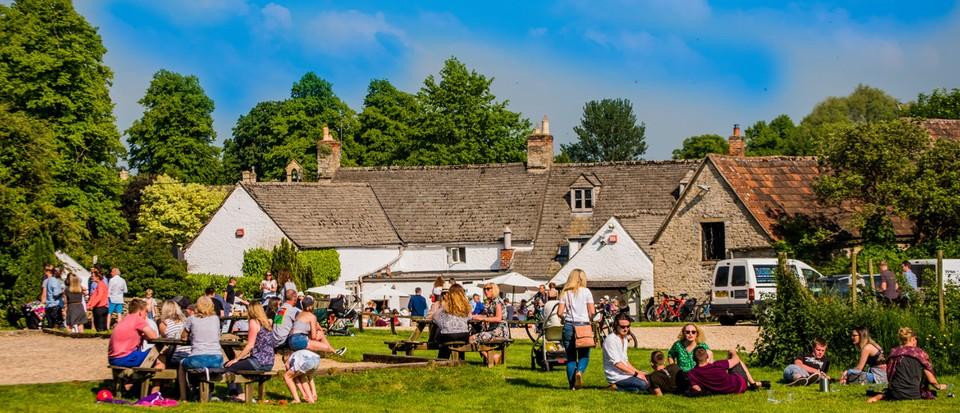 Best beer gardens in the UK