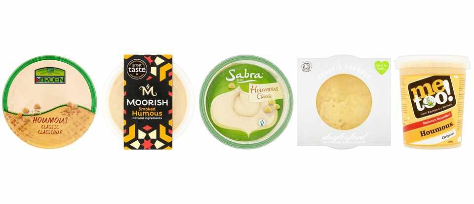 Best Hummus Taste Test